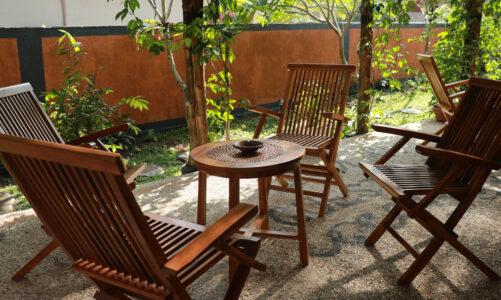 Waarom u moet kiezen voor een moderne tuinset